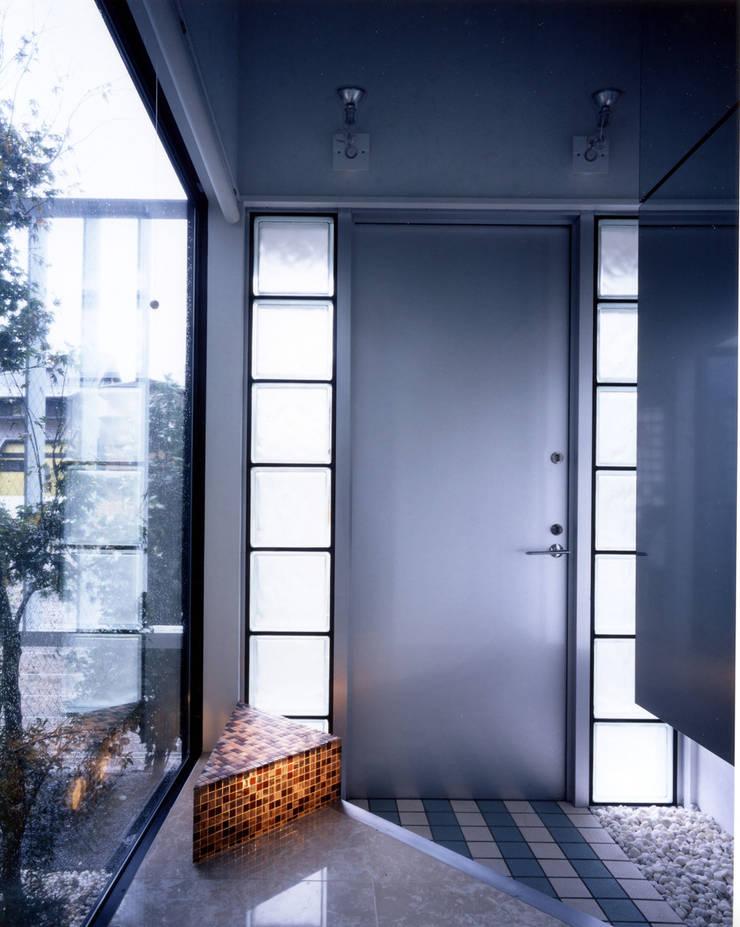 アンダンテの家: 加藤將己/将建築設計事務所が手掛けた壁です。