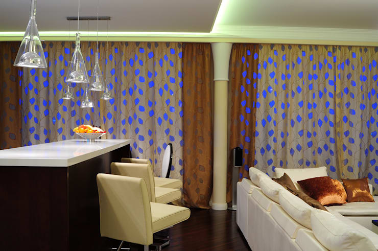 Wohnzimmer von In/De/Art