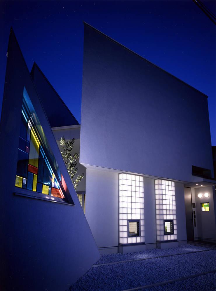 大田原の家: 加藤將己/将建築設計事務所が手掛けた家です。