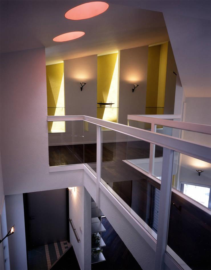 大田原の家: 加藤將己/将建築設計事務所が手掛けたインテリアランドスケープです。