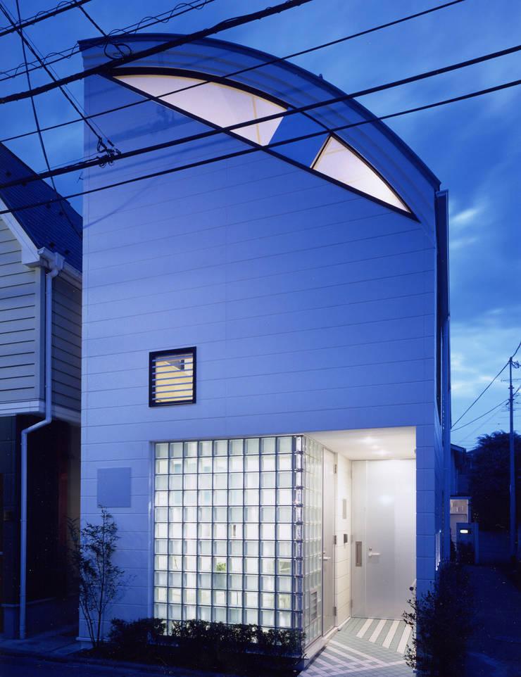 関町東の家: 加藤將己/将建築設計事務所が手掛けた家です。