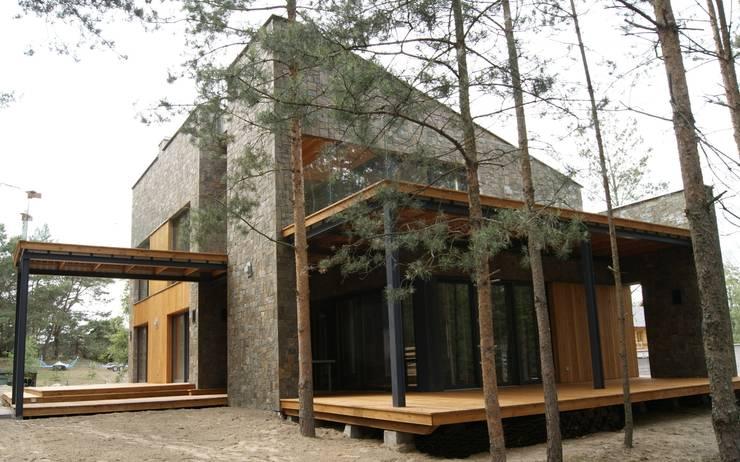 Terrasse von Tarasy-drewniane- Dorota Maciejewska