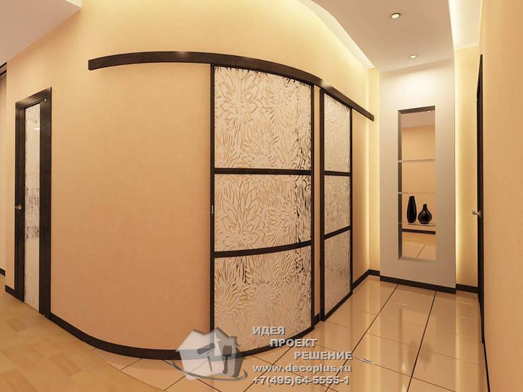 Дизайн коридора в современном стиле: Коридор и прихожая в . Автор – Бюро домашних интерьеров