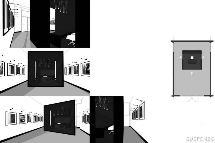 Chiny: styl , w kategorii  zaprojektowany przez Projektowanie Wnętrz Suspenzo