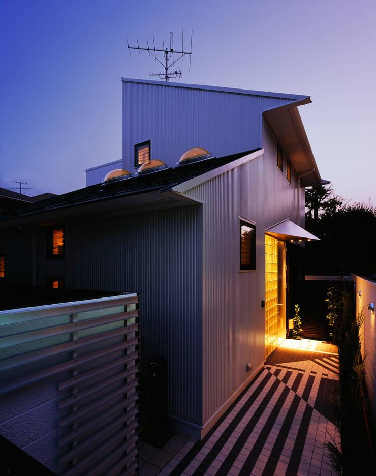 西落合の家: 加藤將己/将建築設計事務所が手掛けた家です。