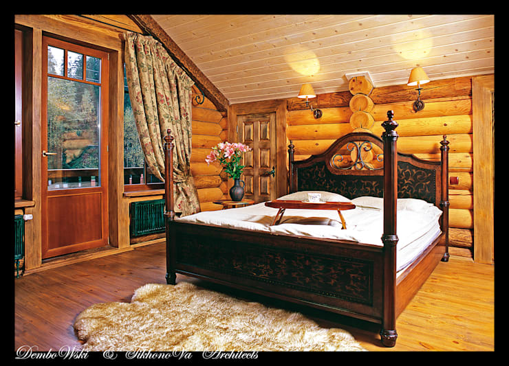 В гостях у сказки: Спальни в . Автор – D&T Architects
