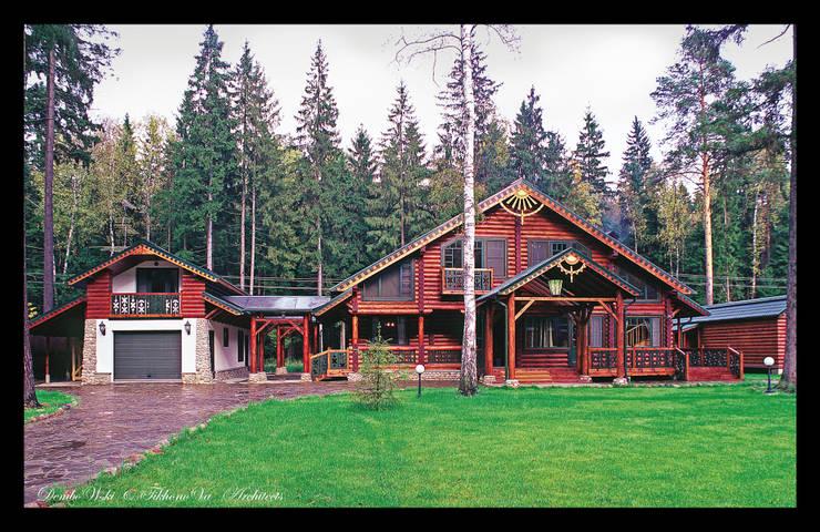 В гостях у сказки: Дома в . Автор – D&T Architects