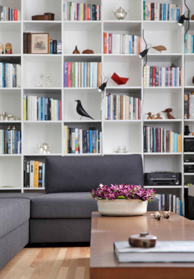 Apartamento Ipanema:   por andre piva arquitetura,Moderno