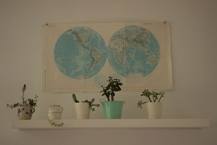 Sueños de viajes: Recámaras de estilo  por Gaia Design