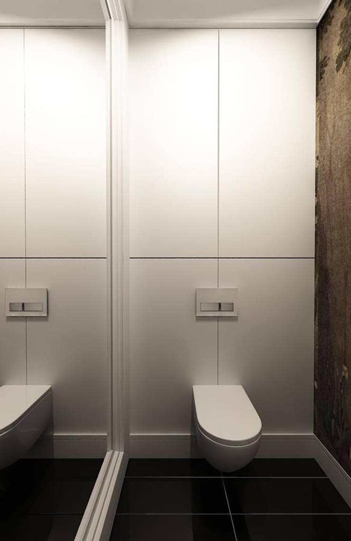 Projekty: styl , w kategorii  zaprojektowany przez Projektowanie Wnętrz Suspenzo