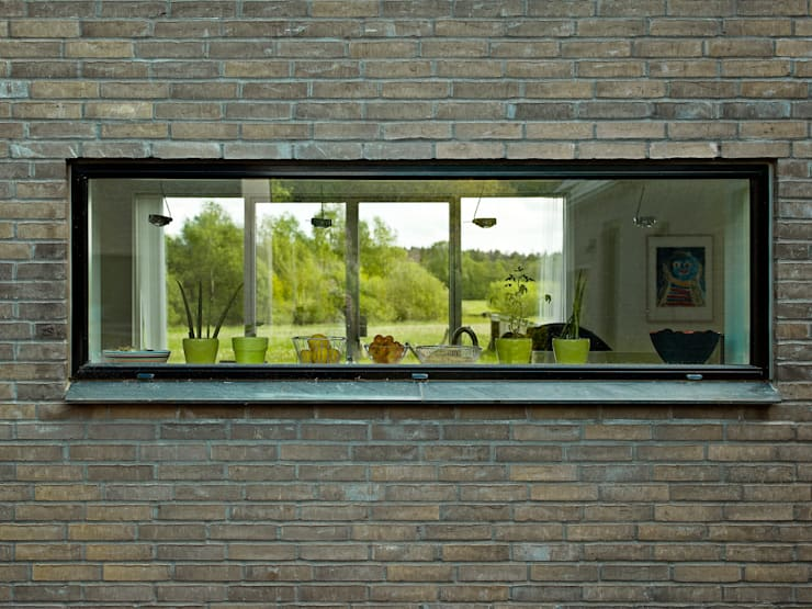 C.F. Møller Architects의  주택