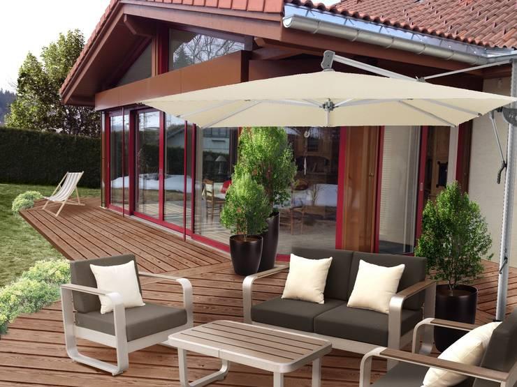 APRES: Terrasse de style  par PYXIS Home Design