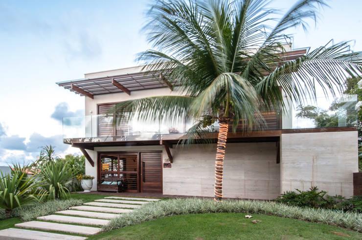 Casas de estilo  por Renato Teles Arquitetura