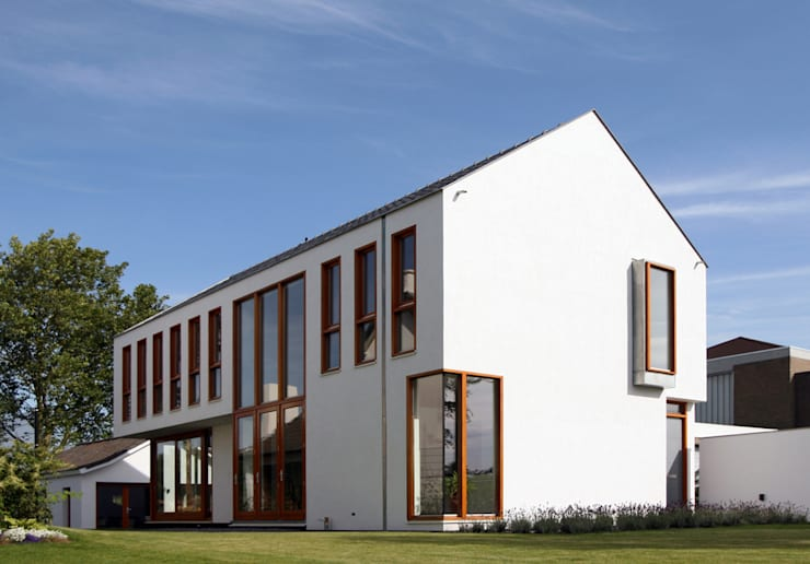 Houses by ddp-architectuur