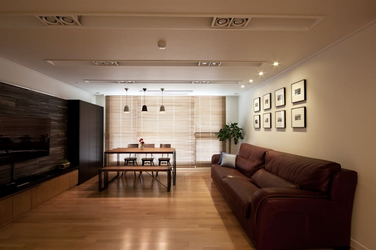 디자인투플라이:  tarz Oturma Odası