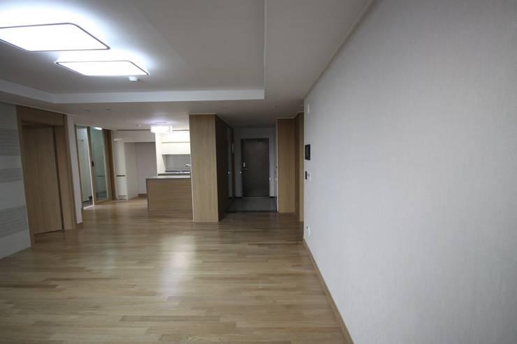 새아파트 분위기 바꿔주기 전주 서희스타힐스 아파트 : 디자인투플라이의