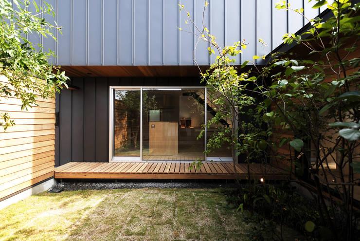 ロノジノイエ: GREENSPACEが手掛けた庭です。