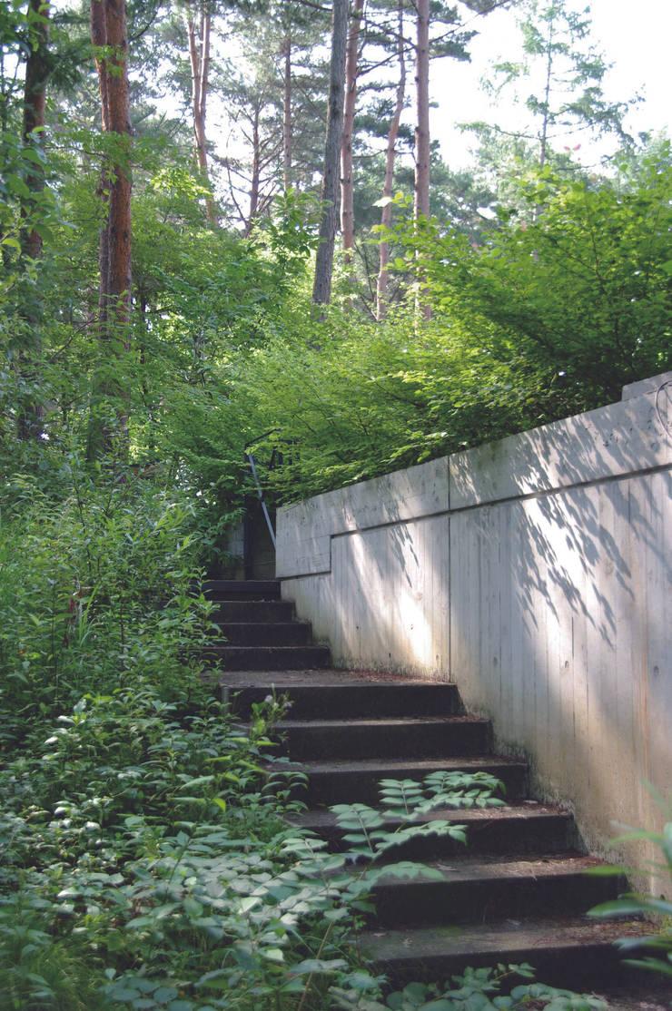 K-HOUSE外観2: 3*D空間創考舎一級建築士事務所が手掛けた家です。,北欧