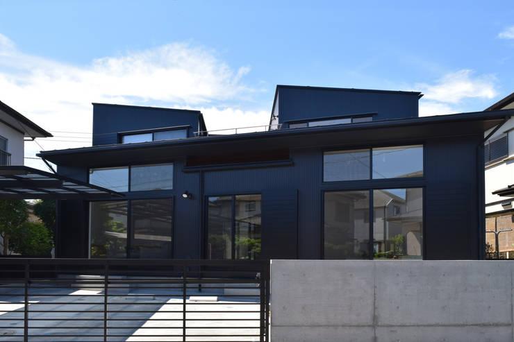 外観: FURUKAWA DESIGN OFFICEが手掛けた家です。