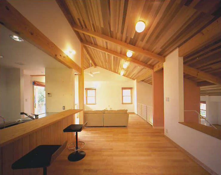 ダイニング: 有限会社 起廣プラン 一級建築士事務所が手掛けたダイニングです。
