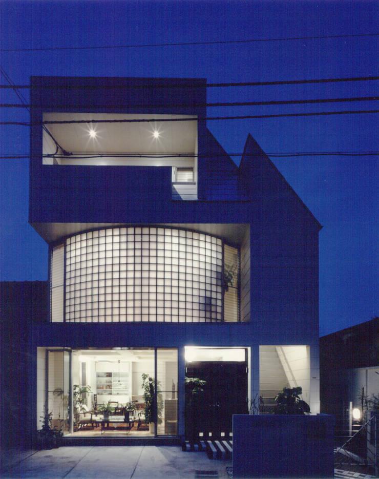 払方の家: 加藤將己/将建築設計事務所が手掛けた家です。