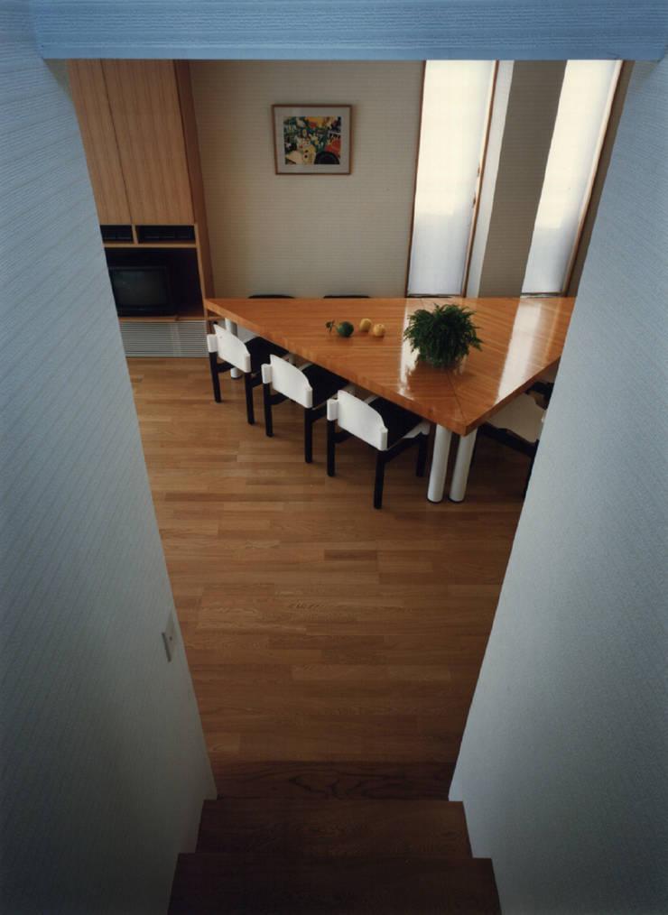 払方の家: 加藤將己/将建築設計事務所が手掛けたインテリアランドスケープです。