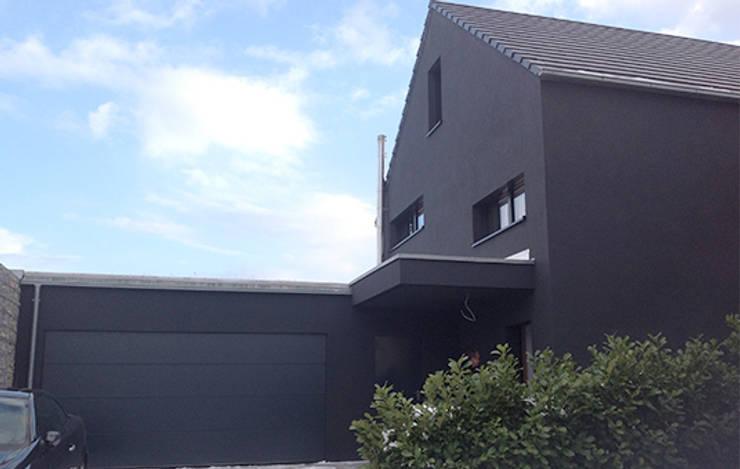 Faszination Haus  -  Passivhaus in Kleinkarlbach :  Häuser von Architekturbüro für Passiv- und Energieplushäuser