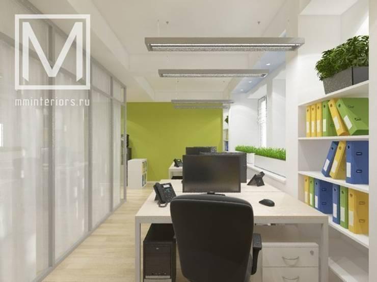 Офис на Острове: Офисы и магазины в . Автор – M2