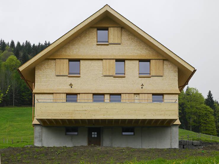 Ресторации в . Автор – Eggenspieler Röösli Architekten AG