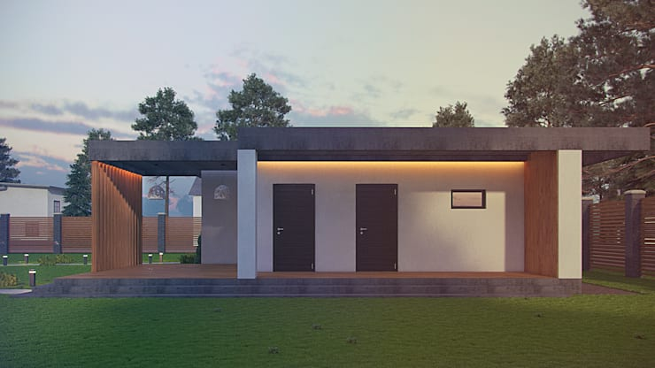 Серия домов Свобода версия 8 0:  в . Автор – Filipp Kitsenko
