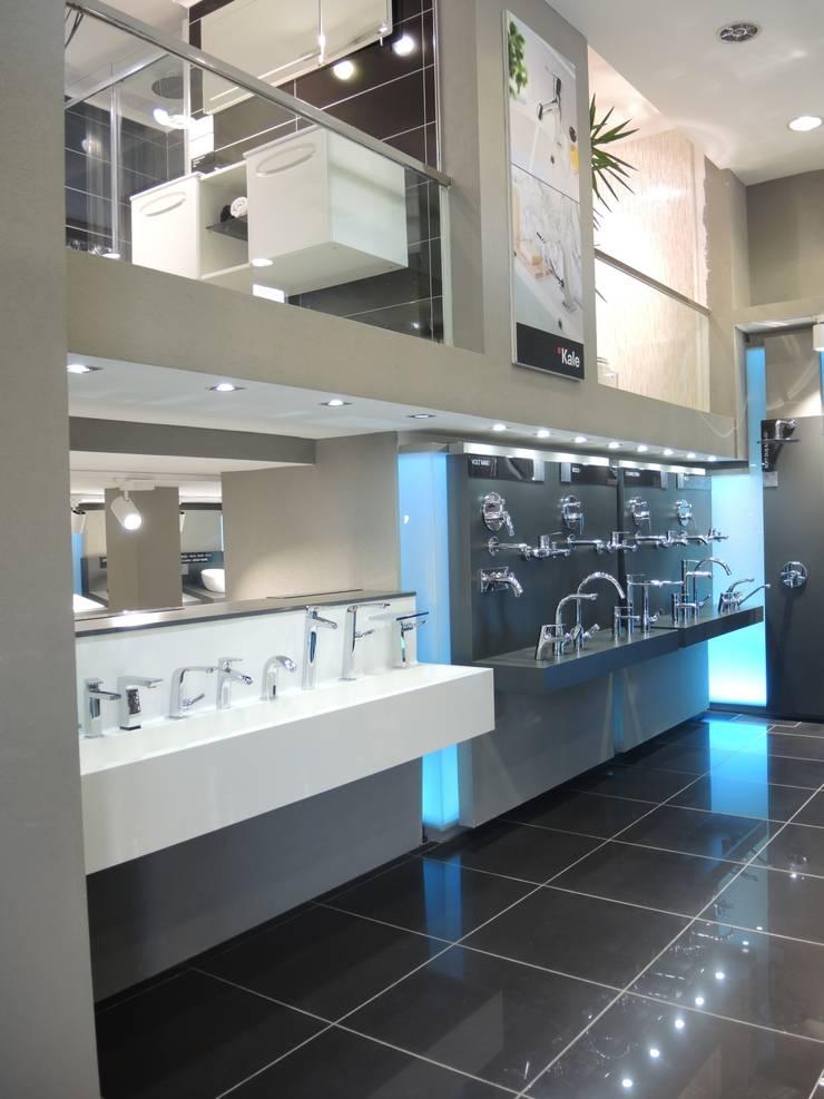 Engin Yapı – Engin Yapı Bağdat Caddesi Showroom:  tarz Ofisler ve Mağazalar