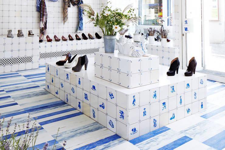 BAUWERK PARQUET:  tarz Dükkânlar