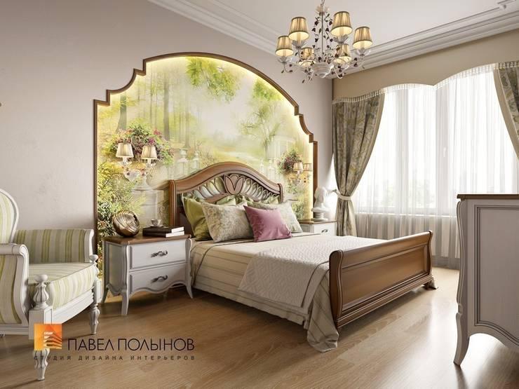 Спальня: Спальни в . Автор – Студия Павла Полынова,