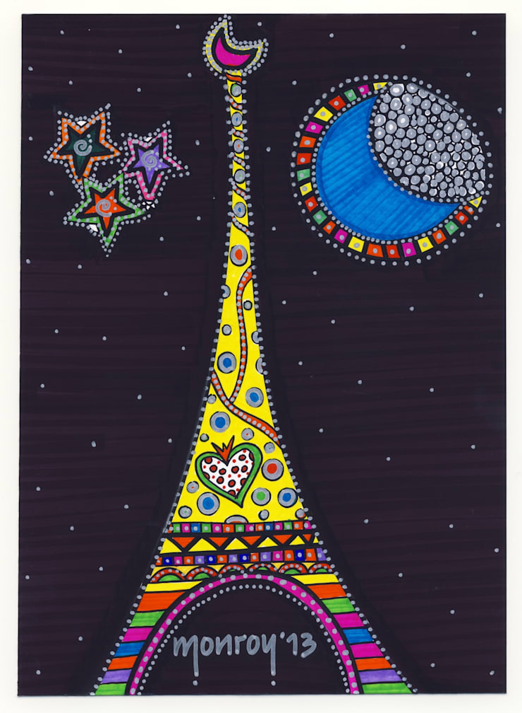 Paris II: Arte de estilo  por Bianca Monroy