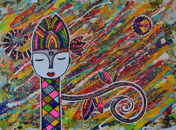 Obra de arte: Arte de estilo  por Bianca Monroy