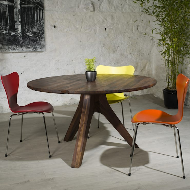 Sala de jantar  por Pemara Design