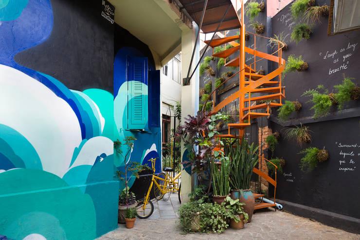Giardino in stile  di Luiza Soares - Paisagismo