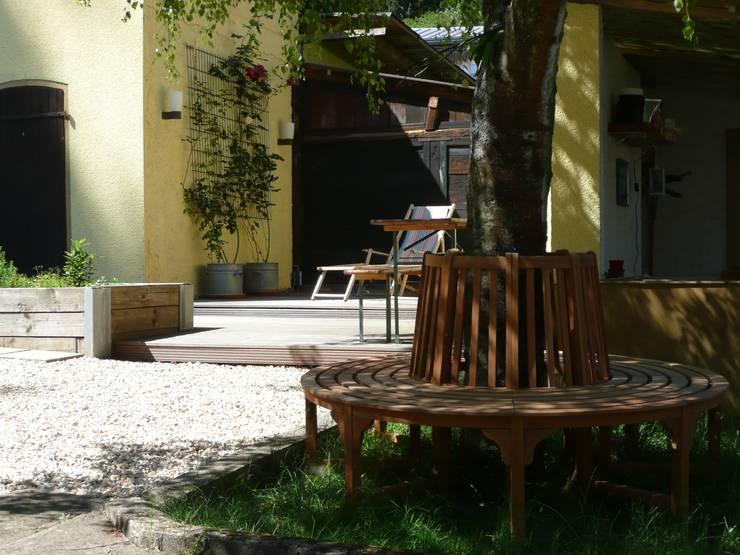 Сады в . Автор – Architekt Dipl.Ing. Udo J. Schmühl
