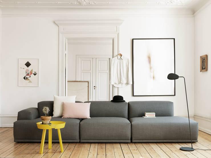 Livings de estilo escandinavo por 99chairs