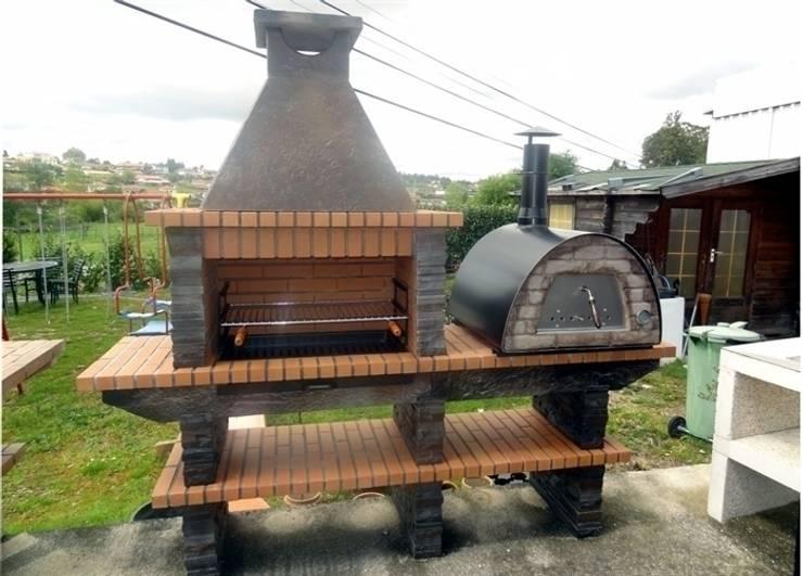 Außenküche Mit Smoker : Spektakuläre grills Öfen und außenküchen für deinen garten