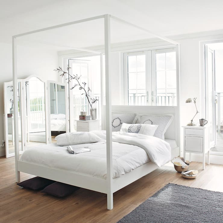 scandinavian Bedroom by 99chairs