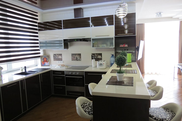 Kitchen by Sweet Hoome Interiors, Modern