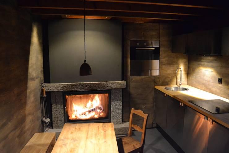 ห้องครัว by André Rösch Architekt