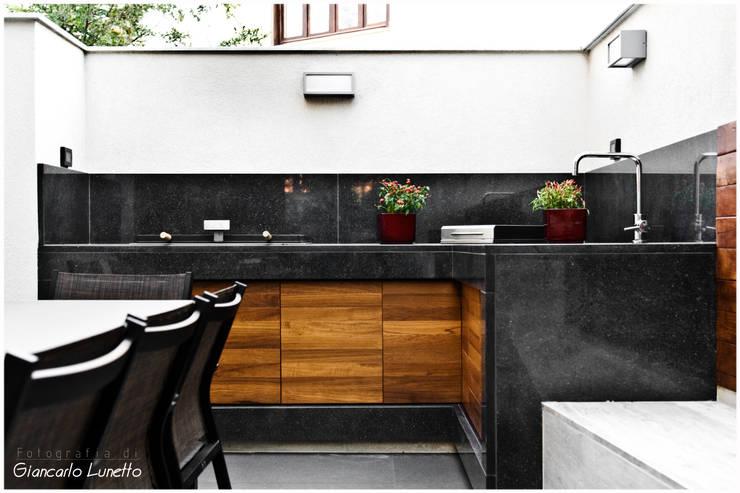 Casas de estilo  por Ignazio Buscio Architetto