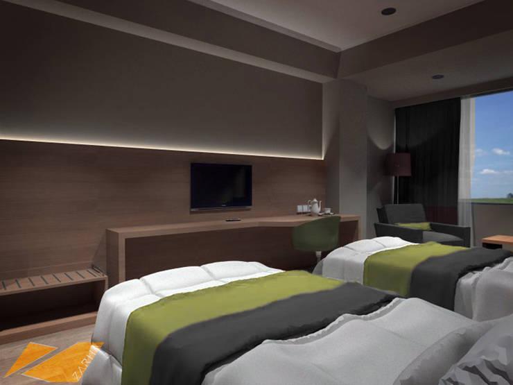 teknogrup design – Nearport Hotel-Room Istanbul:  tarz Oteller