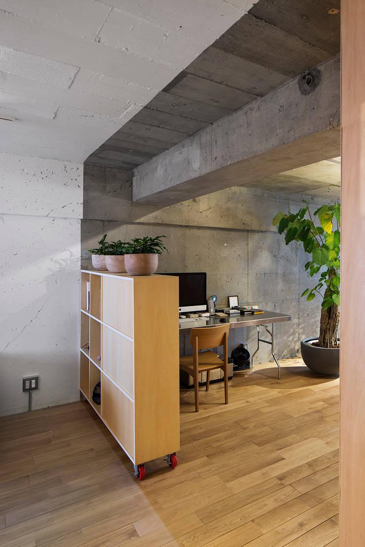 Text: 松島潤平建築設計事務所 / JP architectsが手掛けたリビングです。