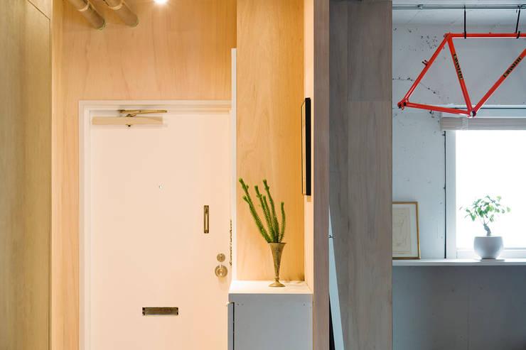 Text: 松島潤平建築設計事務所 / JP architectsが手掛けた寝室です。