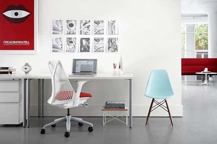 Oficinas y Tiendas de estilo  por Herman Miller México