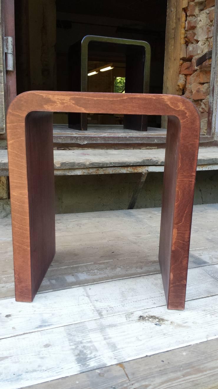 Прикроватная тумба:  в . Автор – Мебельная компания FunEra. Изготовление мебели из фанеры на заказ. http://www.fun-era.ru, Лофт Фанера
