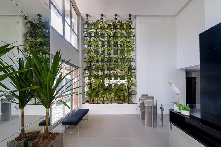 Groene Wand Woonkamer : De nieuwe trend: een levende groene muur!